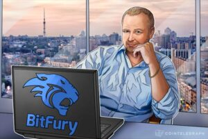 Bitfury Signs Blockchain Partnership with Ukrainian Government